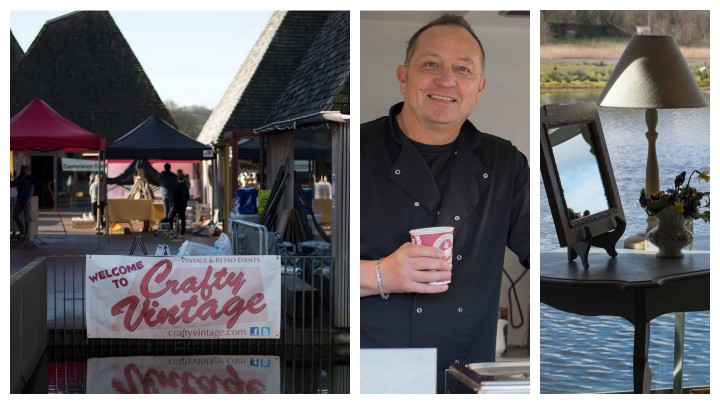 Crafty Vintage takes place over the weekend at Brockholes Pics: Richard McCann