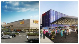 The Vue scheme and the Markets both include a multi-screen cinema
