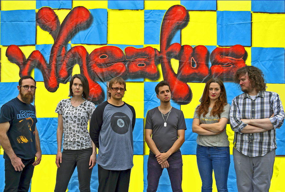 Wheatus are coming to Preston