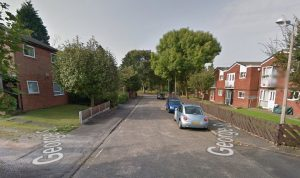 Livesey Street where the incident took place Pic: Google