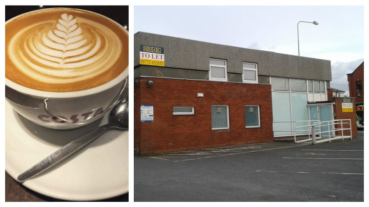 The coffee chain says Costa Fulwood is to open
