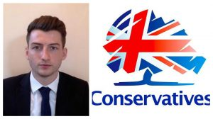 Daniel Dewhurst is the party chairman for the Tories in Preston