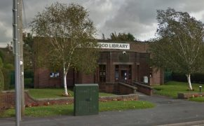 Fulwood library could be shut within months Pic: Google
