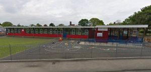 Kingsfold Primary School was closed on Friday morning Pic: Google