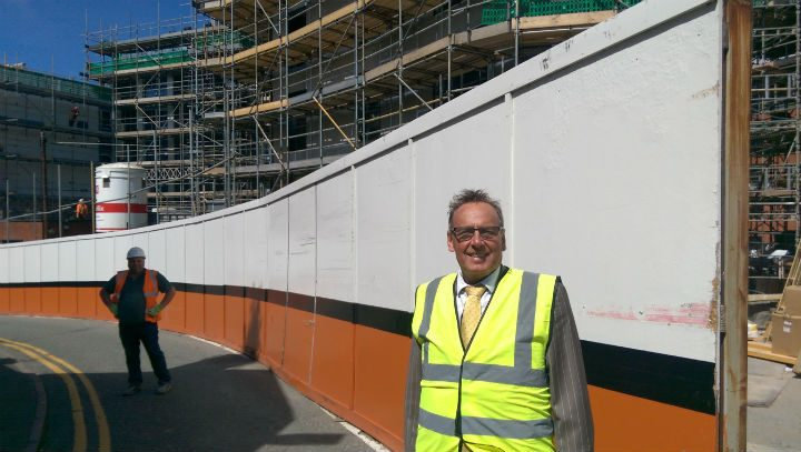 Property developer Anthony Jackson