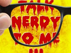 There's a horror theme for this year's Talk Nerdy To Me
