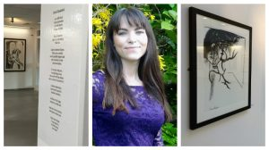 Yvonne is one half of an artistic duo nominated for a national prize