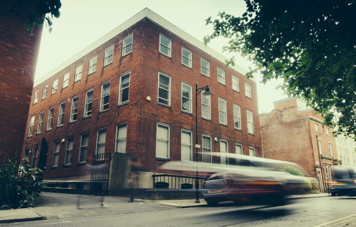 The new home for Freshfield in Winckley Square