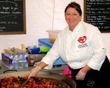 Andrea Mellon who ran Dukpond Pic: Tony Worrall