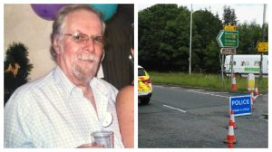 Brian Carroll who died in Ribby Hall crash which closed the road for around six hours