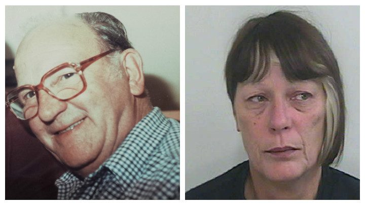 Mr Cooke  was duped by his carer Toni Chippendale