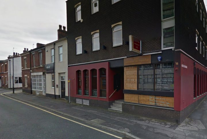Dukpond in Cross Street Pic: Google
