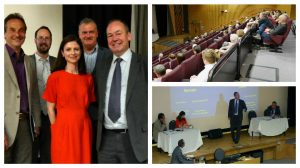 Chris Davies (remain), Ed Walker (chair), Seema Kennedy (remain), James Barker (leave) and Adrian Owens (leave)