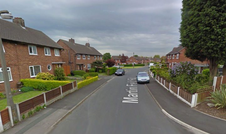 Martinfield Road in Penwortham Pic: Google