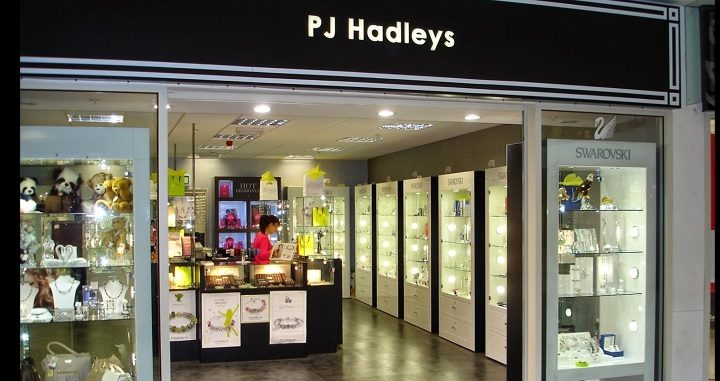 PJ Hadleys in the St George's Shopping Centre