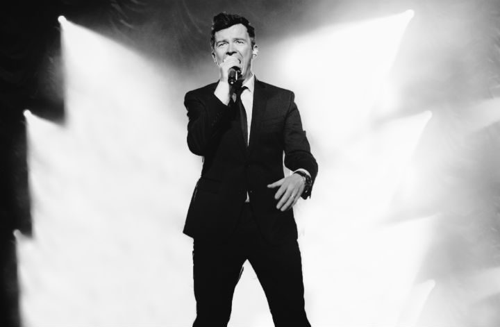 Rick Astley has announced a new UK-wide tour