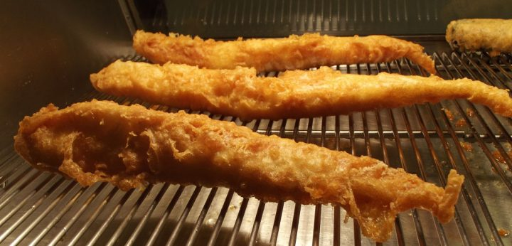 Award-winning chippy awarded for fish-sourcing credentials ...