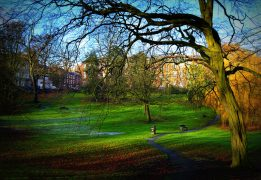 Winckley Square property is seeing increased interest Pic: Tony Worrall