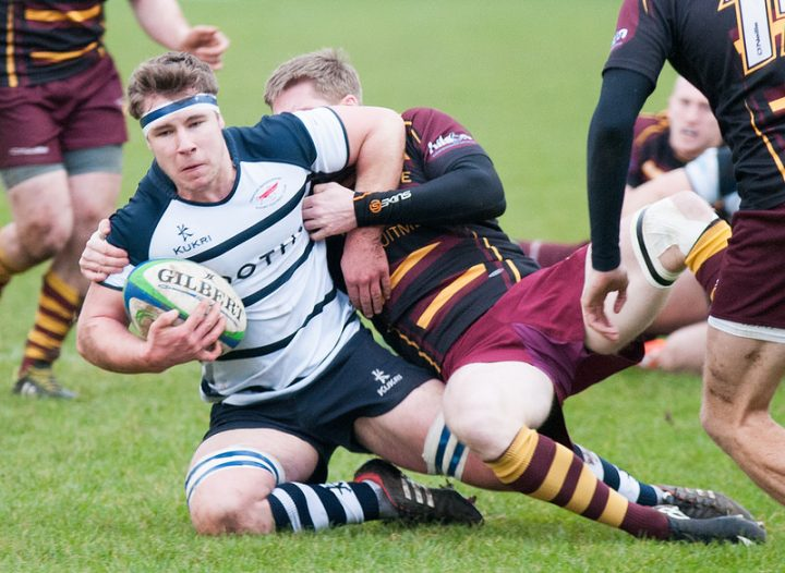 Preston Grasshoppers in action Pic: Mick Craig