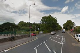 The junction of Factory Lane and Preston Road Pic: Google