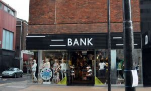 The former Bank shop in Fishergate Pic: Paul Swarbrick