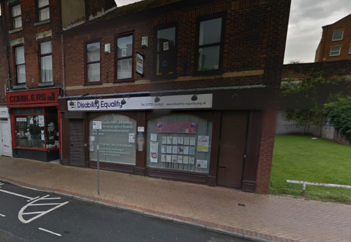 The charity is based in Church Street Pic: Google