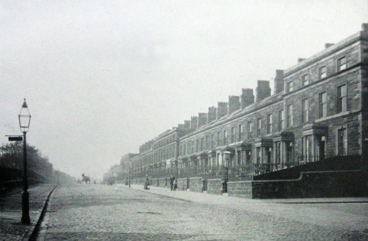 Archive picture of Stephenson Terrace Pic: Preston Digital Archive