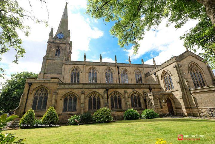 St Ignatius church Pic: Paul Melling