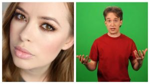 Tanya Burr and Tom Scott have launched lucrative careers thanks to their YouTube channels