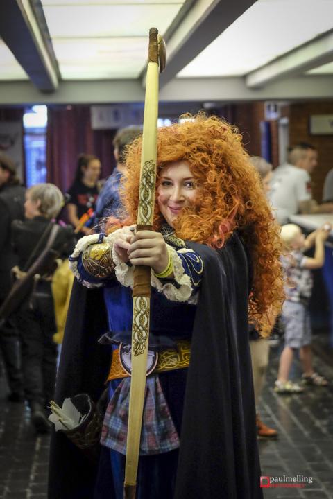 Preston Comic Con event in the Guild Hall. Pic: Paul Melling
