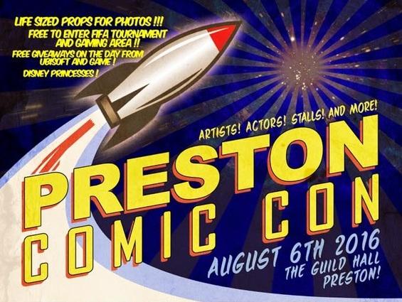 Comic Con 3