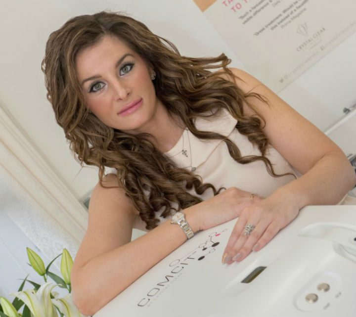 Emma Pearce has returned home to Preston for her new business