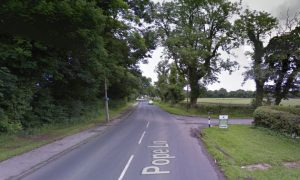 Where Pope Lane and Green Lane meet Pic: Google
