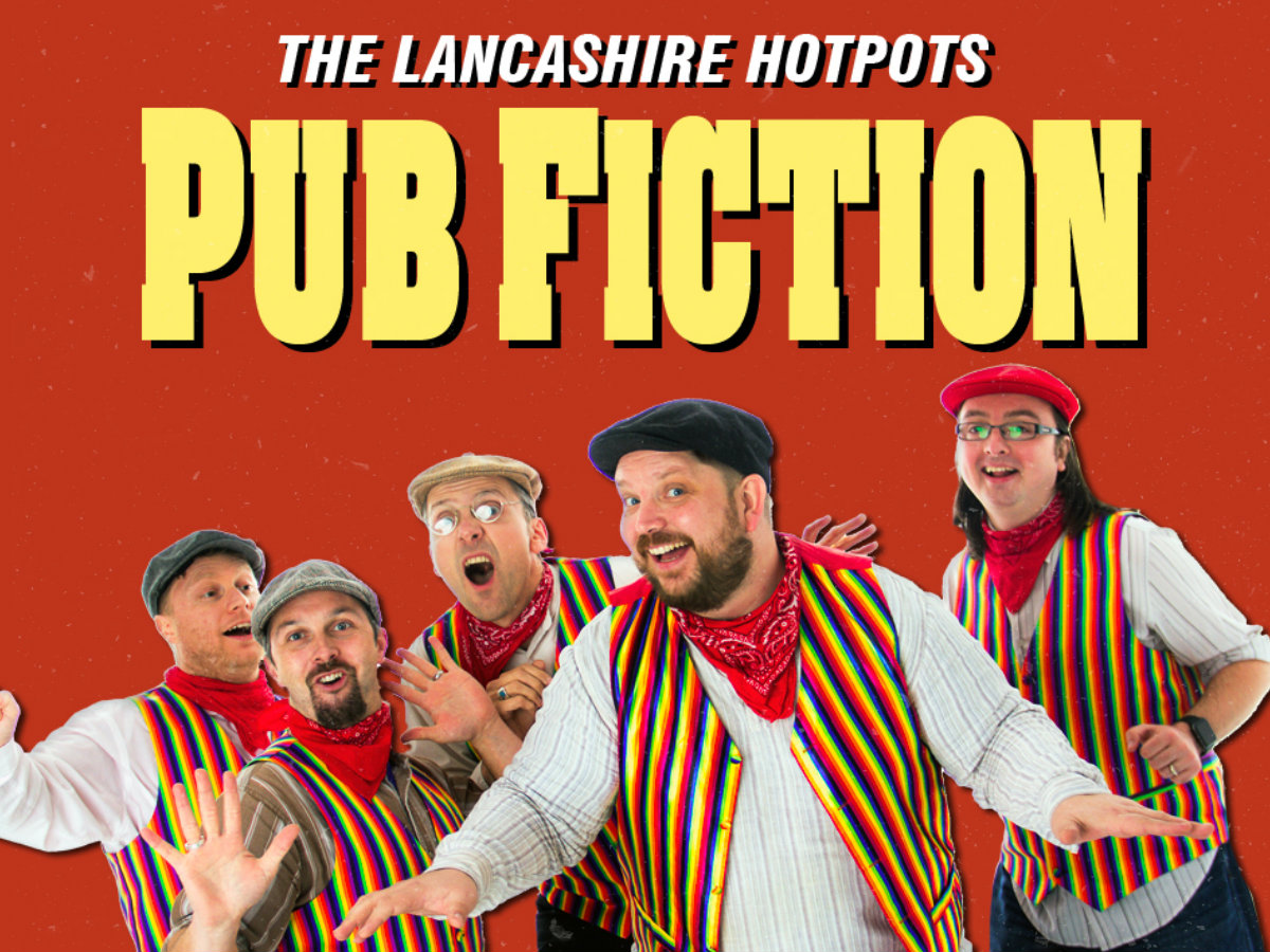 The Lancashire Hotpots will be back at 53 Degrees