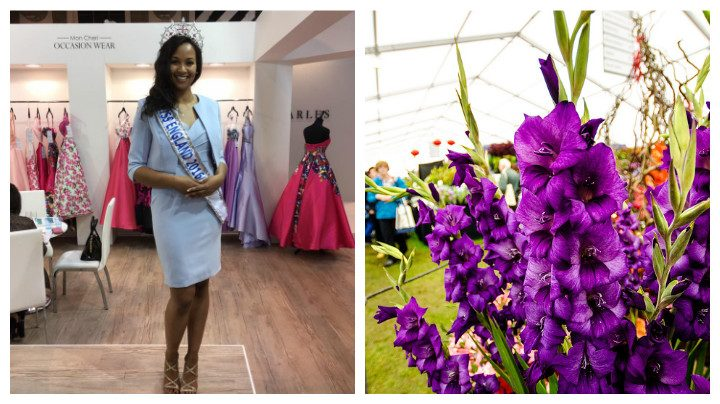 Elizabeth Grant is this year's Miss England and will appear at Southport Flower Show Pic: Little Miss Photo