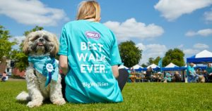 Fancy helping the RSPCA and stretching your dog's legs?