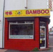Bamboo takeaway in Plungington Road
