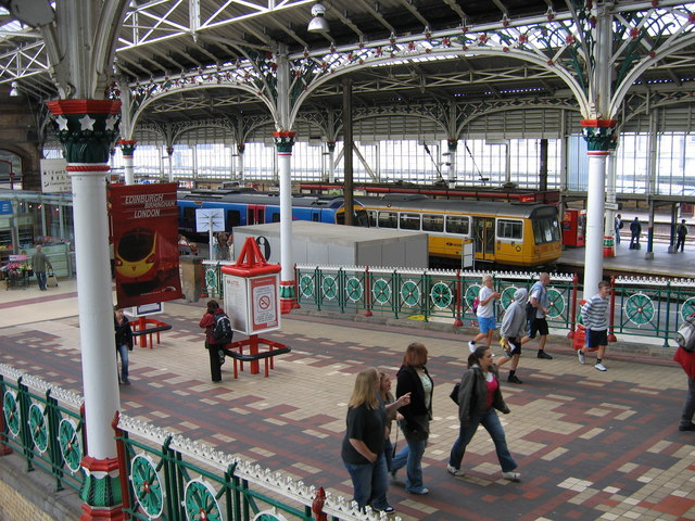 Preston Train Station will be a location used for Lancashire Encounter 2016
