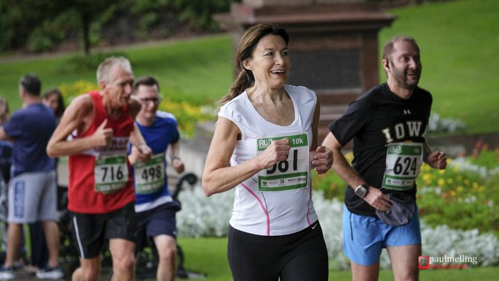 Runners taking on the Preston 10k in previous years Pic: Paul Melling