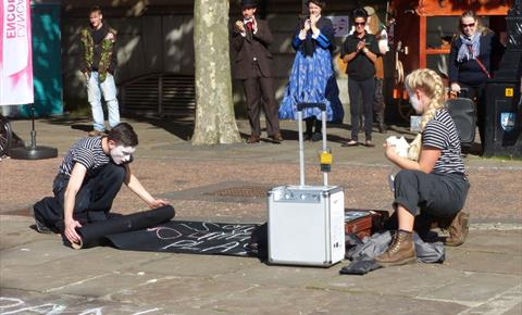 Flag Market Performance at Lancashire Encounter 2015
