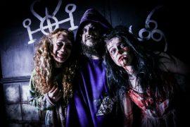 What monsters await inside the Scream Park?
