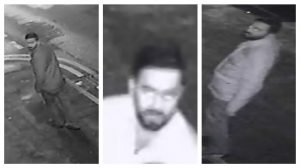 A man police want to speak to in connection with the assault