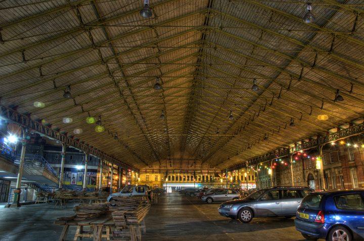 Photo credit: Paul King picture of Preston Markets