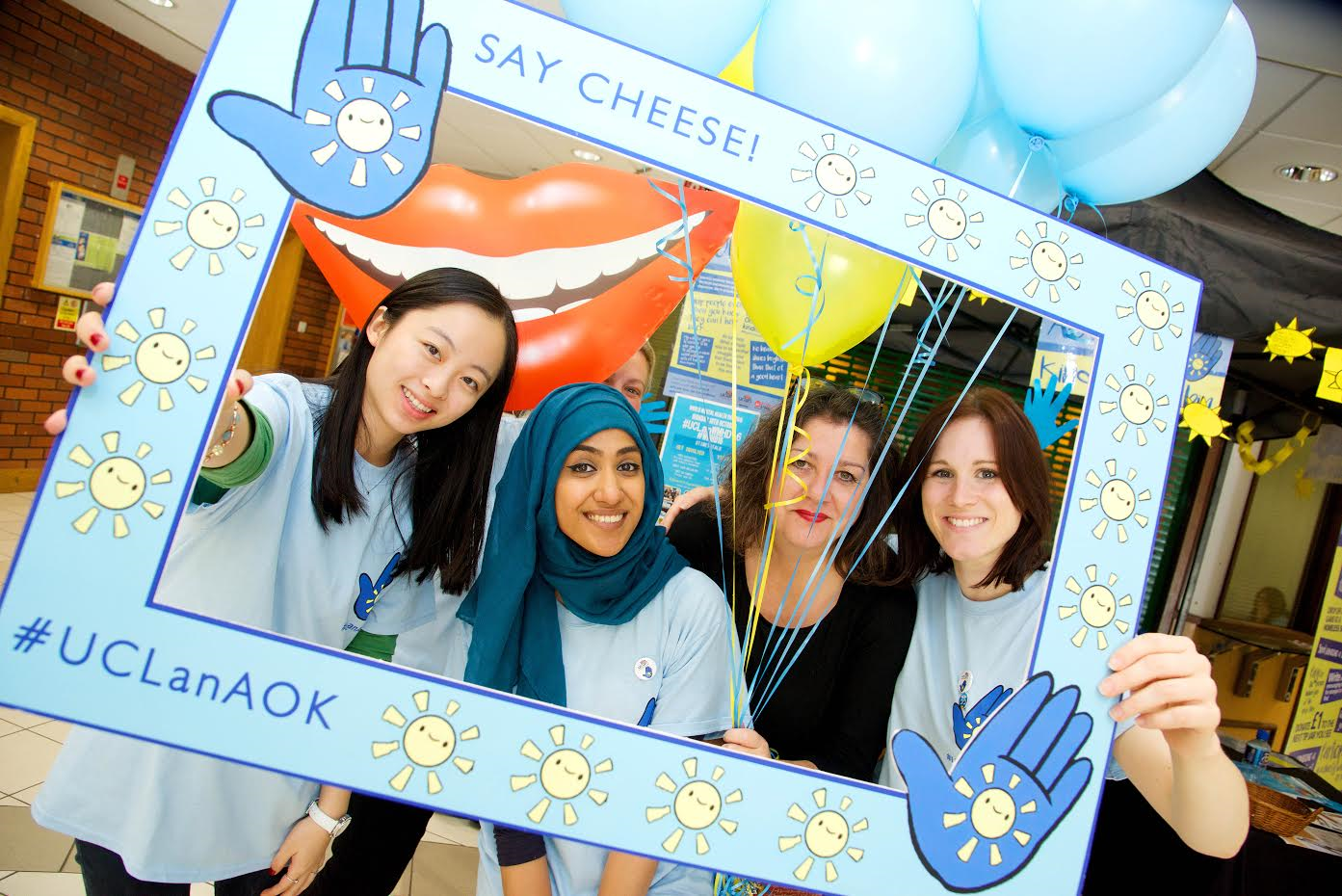 UCLan Acts of Kindness Day