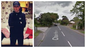 Dylan Crossey who died after the collision in Chainhouse Lane Pic: Google