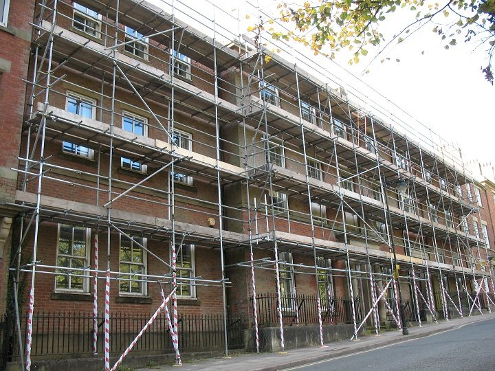 College House Owners Forced To Repair Winckley Square