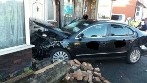 One Plungington resident got woken up to find this outside Pic: LancsRoadPolice