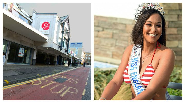Preston's Miss England Lizzie Grant will open the expanded beauty lounge
