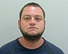 Mark Carter Jnr, from Bamber Bridge, has been jailed