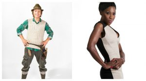 Mr Bloom and Heather Small are to perform in Preston